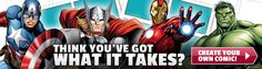 Marvel Kids Activities: The Official Site - Iron Man, Spider-Man, Hulk, X-Men, Captain America, Thor, Wolverine, Ultimate Spider-Man, Superh...