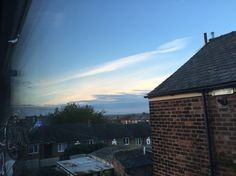 I love to take pictures of what the sky gets up to where I live