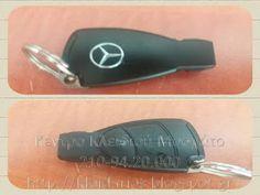 Κλειδαριές Ασφαλείας - Επισκευές Ρολών     210-94.20.000: Κλειδί immobilizer Mercedes
