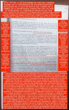 Velasco, Usb, Cali, Periodic Table, Board Rooms, Buenaventura, University, Community, Universe