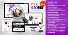 Review BUYSHOP - Premium Responsive Retina Magento themeIn our offer link above you will see