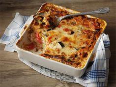 Vegetarian Recipes, Cooking Recipes, Healthy Recipes, Healthy Food, Finnish Recipes, Deli, Lasagna, Great Recipes, Macaroni And Cheese