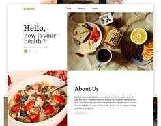 """Check out new work on my @Behance portfolio: """"HEALTHY FOOD LANDING PAGE CONCEPT"""" http://be.net/gallery/45147385/HEALTHY-FOOD-LANDING-PAGE-CONCEPT"""