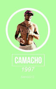#richardcamacho