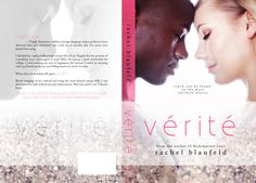 Cover Reveal of Rachel Blaufeld's Vérité