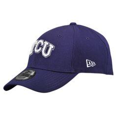 dd14be80b41 New Era - Team Classic 39Thirty Flex Fit Hat   Cap - NCAA - TCU Horned  Frogs  NewEra  TCUHornedFrogs