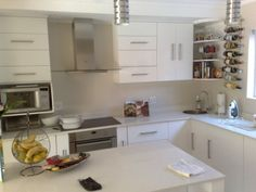 Duco sprayed kitchen http://www.woodworker.co.za/listing/kitchen-cupboards/