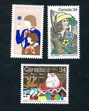 CANADA STAMP GIRL GUIDES