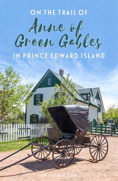 On the trail of Anne of Green Gables and author Lucy Maud Montgomery on Prince Edward Island in Canada, setting for the much-loved series of books. Literary Travel, Canadian Travel, Canadian Cruises, Visit Canada, Newfoundland And Labrador, Prince Edward Island, Places To Travel, Travel Destinations, Travel Stuff