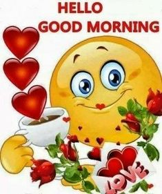 Dank, love, and good morning: happy tuesday good morning via love thispic. Good Morning Smiley, Good Morning Friends, Good Morning Good Night, Good Morning Wishes, Good Morning Quotes, Morning Pictures, Good Morning Images, Morning Pics, Calin Gif