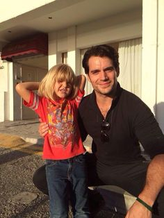 Henry Cavill's Special Magic with Children