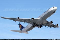 Lufthansa D-AIGK Airbus A340-311