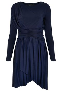 Wrap Twist Dress - New In This Week - New In - Topshop USA