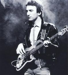 John Deacon (Queen Bassist)