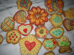 Cookie decor.