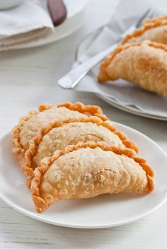 Curry Puffs! I miss my grandfather making these for me as a child.