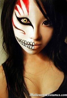 Halloween Makeup - Halloween Costumes 2013