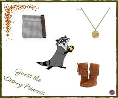 Guess the Princess Thirty-One Facebook Party Game Fall 2015