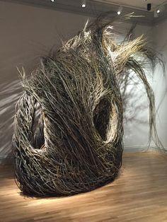 Patrick Dougherty,: Willow