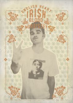 Morrissey. By Zoran Lucić