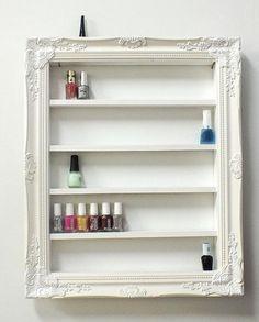 Great for storing/displaying polish