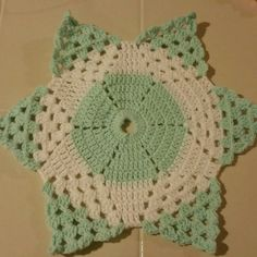 Crochet star doilies Crochet star doilies. . Order colors of your choice. . Made by me. . Brand new. .  Price 15.00$ + shipping n handling. . Other