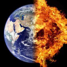 Fiery Earth