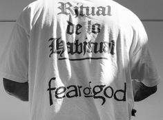 Vintage Janes Addiction by Fear of God