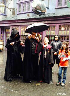 Kristen Ford, blogger at AllEars.Net, presents a Disney fan's first impressions of Harry Potter's Diagon Alley at Universal Orlando. http://land.allears.net/blogs/kristin-ford/2014/11/_link_to_1st_post.html | #UniversalOrlando #Hogsmeade #HogwartSExpress #DiagonAlley #HarryPotter #HP #IOA #IslandsOfAdventure #KingsCrossStation