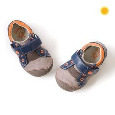 Weelie from Umi Shoes. So cute! And perfect for growing, little feet. http://www.umishoes.com