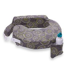 Featuring an attractive Fireworks deisgn, My Brest Friend® nursing pillow was developed in an effort to create a pillow to serve all the needs of breastfeeding moms and babies.