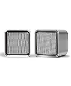 Take a look at this Sound Cube Compact Speakers on zulily today!