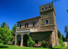 Castello di Santa Cristina - Grotte di Castro
