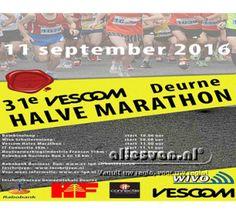 31e Vescom Halve Marathon.