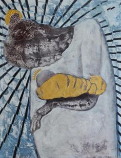 Mary And The Grain Of Mustard Seed by SAX BERLIN | White Court Art