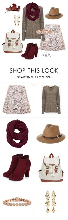 """""""FaLL is near"""" by coolmommy44 ❤ liked on Polyvore featuring Topshop, ATM by Anthony Thomas Melillo, Athleta, Rusty, Wet Seal, Eddie Borgo, Ben-Amun, fallfashion and fallstyle"""