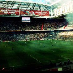 Amsterdam Arena, home of AFC Ajax