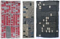 Kathryn Clark: Quilts depicting the impact of the foreclosure crisis on Detroit, Las Vegas and Cape Coral