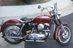 1970 Harley-Davidson Sportster | Photo of fully restored 1960 XLCH Sportster Harley Davidson motorcycle ...