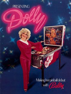 the Dolly pinball!