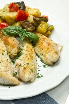 Dijon Fish Fillets