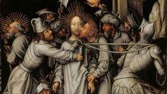Für Deutschland gesichert auch mit Mitteln der Kulturstiftung der Länder: Die um 1495 gemalte Graue Passion von Hans Holbein d.Ä. hängt in der Staatsgalerie Stuttgart.