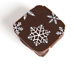 SIRENETTA CHOCOLATIER Scituate's Sirenetta Artisanal Chocolate seasonal special: Holiday Spice