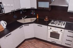 Rohová kuchyňa bielo hnedá - BMV Kuchyne Kitchen Island, Kitchen Cabinets, Home Decor, Island Kitchen, Decoration Home, Room Decor, Kitchen Base Cabinets, Dressers, Kitchen Cupboards