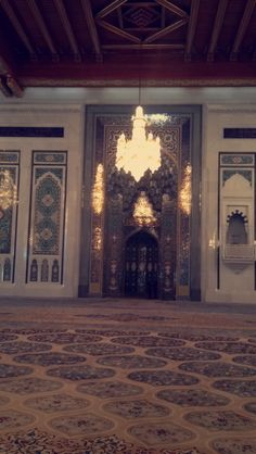 Muscat 🇴🇲 mesjid Sultan Qaboos Grand Mosque
