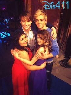 """Videos And Photos: """"Austin & Ally"""" Season 3 Wrap Party"""