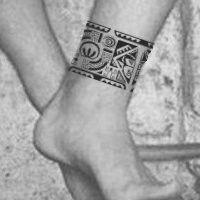 Tattoo Maori Bracelete kirituhi Polinésia.0273.tatuagem by Tatuagem Polinésia - Tattoo Maori, via Flickr