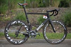 Tour Bikes: Michael Schars BMC TMR01