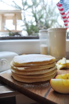 Pancakes - Old Fashioned