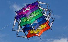 Houtermans Star Box Kite